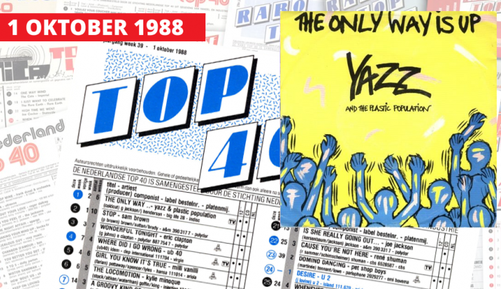 Oktober 1988: The Only Way Is Up