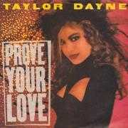 Details Taylor Dayne - Prove Your Love