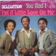 Details Delegation - Put A Little Love On Me