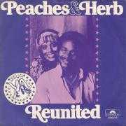 Coverafbeelding Peaches & Herb - Reunited