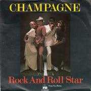 Details Champagne - Rock And Roll Star