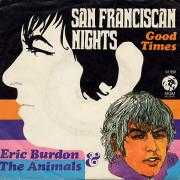 Details Eric Burdon & The Animals - San Franciscan Nights