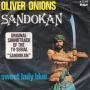 Details Oliver Onions - Sandokan