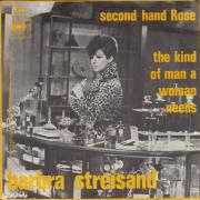 Coverafbeelding Barbra Streisand - Second Hand Rose