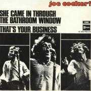 Details Joe Cocker! - She Came In Through The Bathroom Window