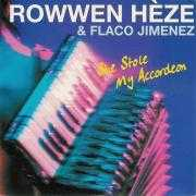 Coverafbeelding Rowwen Hèze & Flaco Jimenez - She Stole My Accordeon