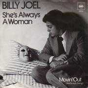 Details Billy Joel - She's Always A Woman