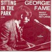 Details Georgie Fame - Sitting In The Park