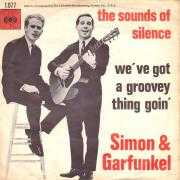 Coverafbeelding Simon & Garfunkel - The Sounds Of Silence