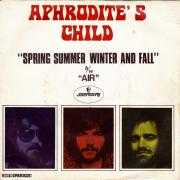 Coverafbeelding Aphrodite's Child - Spring Summer Winter And Fall