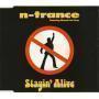 Coverafbeelding N-Trance featuring Ricardo Da Force - Stayin' Alive