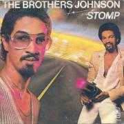 Details The Brothers Johnson - Stomp