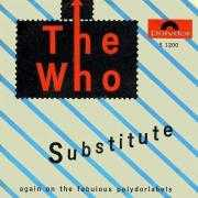 Coverafbeelding The Who - Substitute