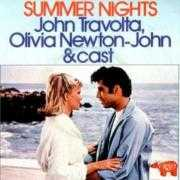 Coverafbeelding John Travolta, Olivia Newton-John & Cast - Summer Nights