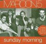 Coverafbeelding Maroon 5 - Sunday Morning