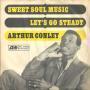 Coverafbeelding Arthur Conley - Sweet Soul Music