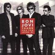 Details Bon Jovi - Thank You For Loving Me