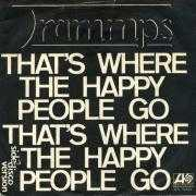 Coverafbeelding The Trammps - That's Where The Happy People Go