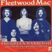 Coverafbeelding Fleetwood Mac - The Green Manalishi (With The Two Prong Crown)