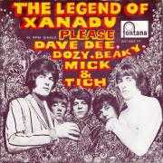 Details Dave Dee, Dozy, Beaky, Mick & Tich - The Legend Of Xanadu