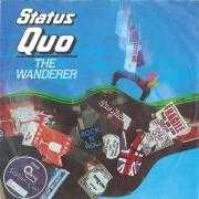 Coverafbeelding Status Quo - The Wanderer