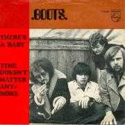 Details Boots - There's A Baby