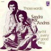 Coverafbeelding Sandra & Andres - Those Words
