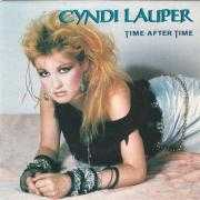 Coverafbeelding Cyndi Lauper - Time After Time