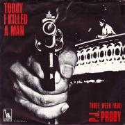 Details P.J. Proby - Today I Killed A Man
