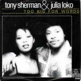 Details Tony Sherman & Julia Loko - Too Big For Words