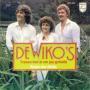 Details De Wiko's - Tranen Heb Ik Om Jou Gehuild