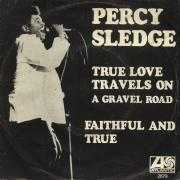 Coverafbeelding Percy Sledge - True Love Travels On A Gravel Road