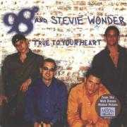 Details 98° and Stevie Wonder - True To Your Heart