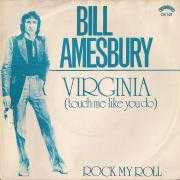 Details Bill Amesbury - Virginia (Touch Me Like You Do)