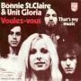 Coverafbeelding Bonnie St. Claire & Unit Gloria - Voulez-Vous