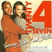 Coverafbeelding Twenty 4 Seven featuring Stay-C and Stella - We Are The World