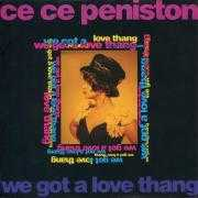 Coverafbeelding Ce Ce Peniston - We Got A Love Thang