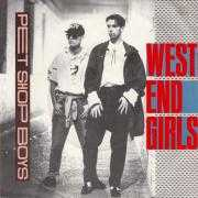Coverafbeelding Pet Shop Boys - West End Girls