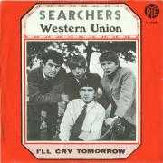 Coverafbeelding Searchers / The Five Americans - Western Union