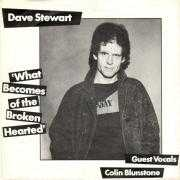 Coverafbeelding Dave Stewart - guest vocals Colin Blunstone - What Becomes Of The Broken Hearted