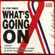 Coverafbeelding Artists Against AIDS Worldwide - An All Star Tribute - What's Going On