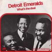 Details Detroit Emeralds - What's The Deal