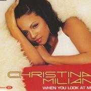 Coverafbeelding Christina Milian - When You Look At Me