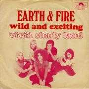 Coverafbeelding Earth & Fire - Wild And Exciting