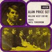 Details Alan Price Set - Willow Weep For Me