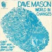Details Dave Mason - World In Changes