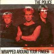 Coverafbeelding The Police - Wrapped Around Your Finger