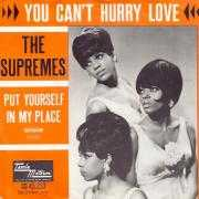 Details The Supremes - You Can't Hurry Love