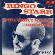 Details Ringo Starr - You Don't Know Me at all