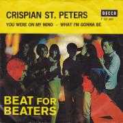 Coverafbeelding Crispian St. Peters - You Were On My Mind
